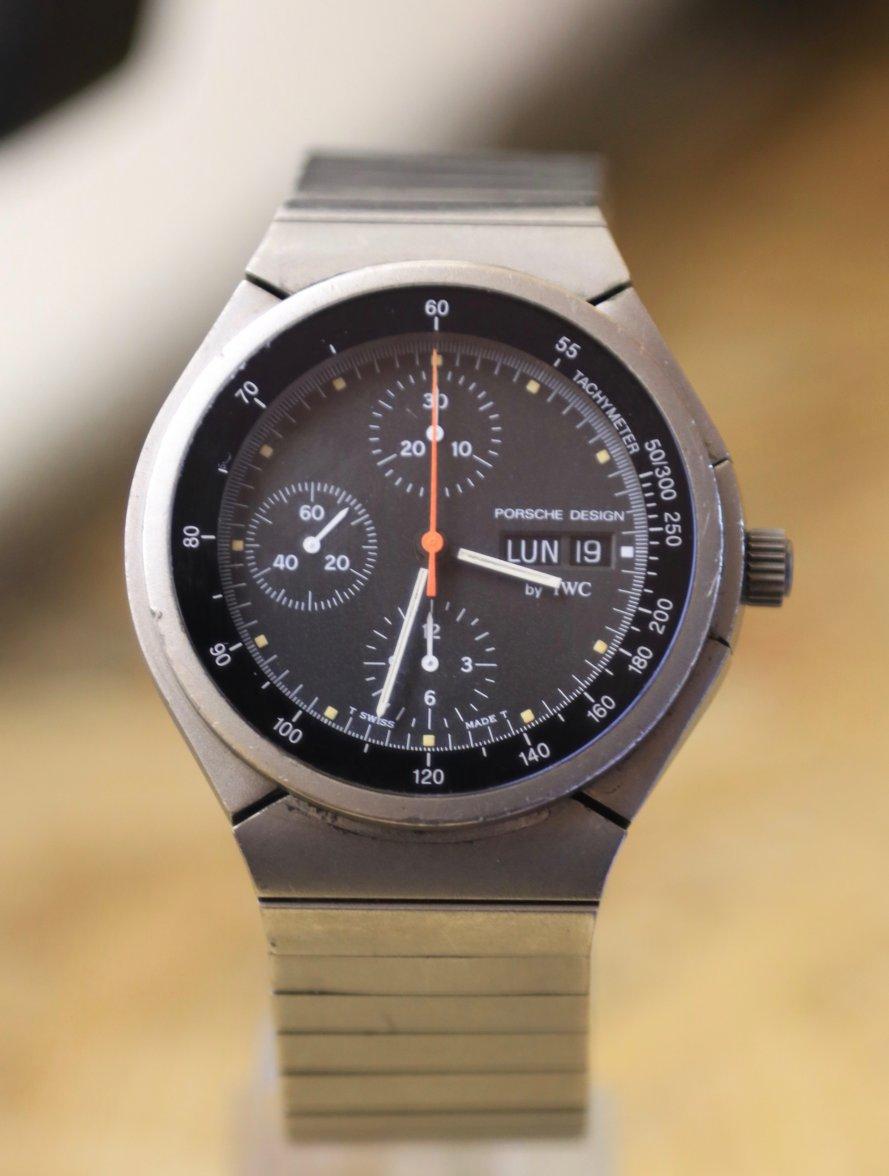 089a29f138cc FS - IWC schaffhausen for Porsche Design - titanium (IWC)