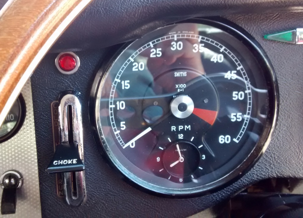 Bringing A Smiths Car Clock To Life Omega Forums