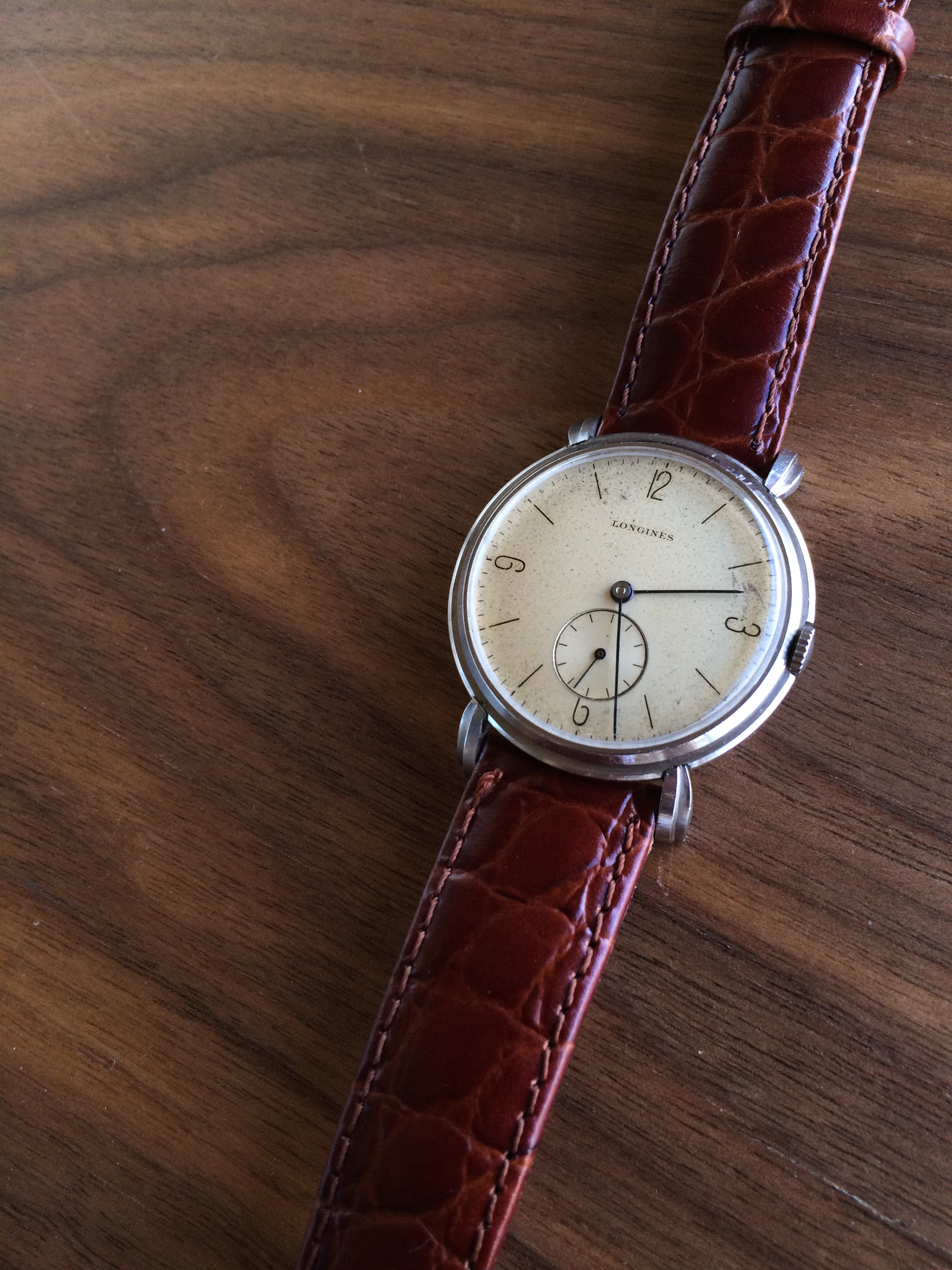 find longines watch serial number