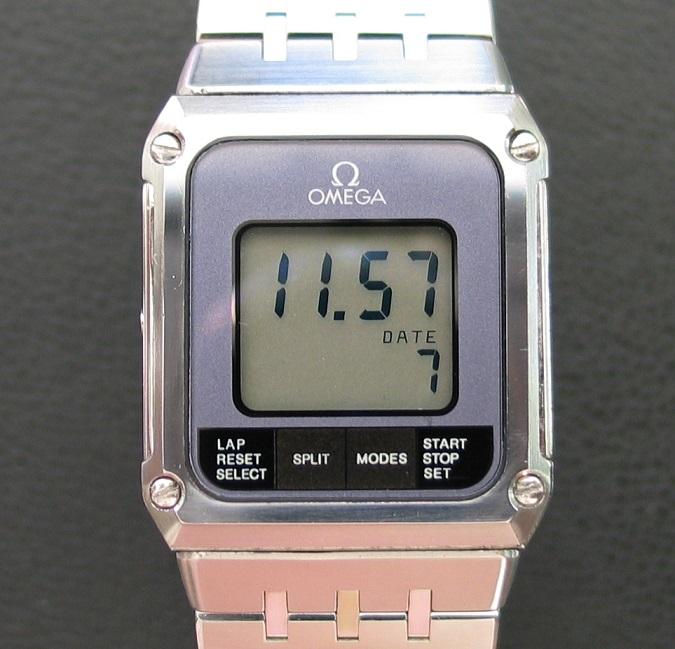 Orologio Omega Equinoxe