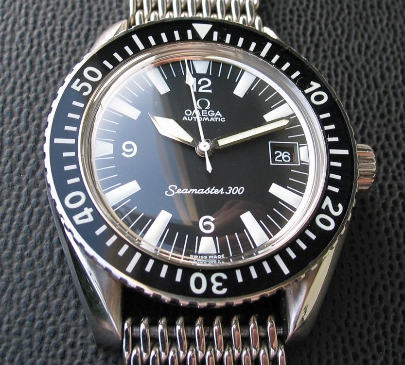 Omega Seamaster 300 Vintage