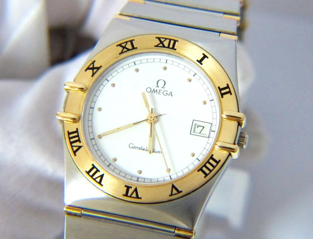 Mens Omega Constellation Watch Replica