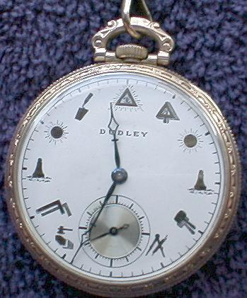 70209d69c Masonic Watches - Are there Any Authentic Versions? | Omega Forums