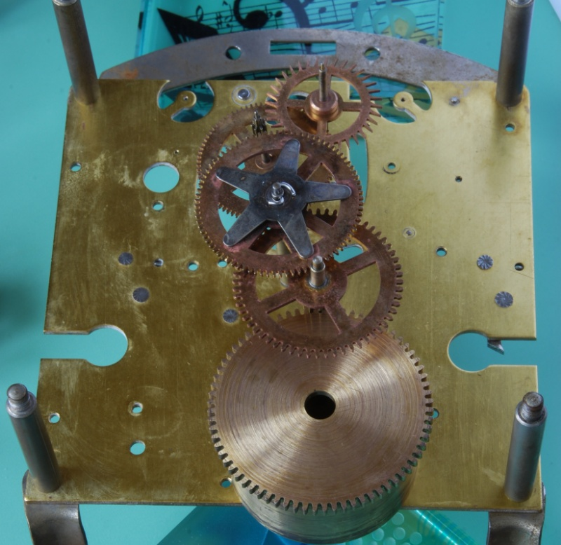 Bit off topic - clock rebuild but interesting | Page 2 | Omega Forums