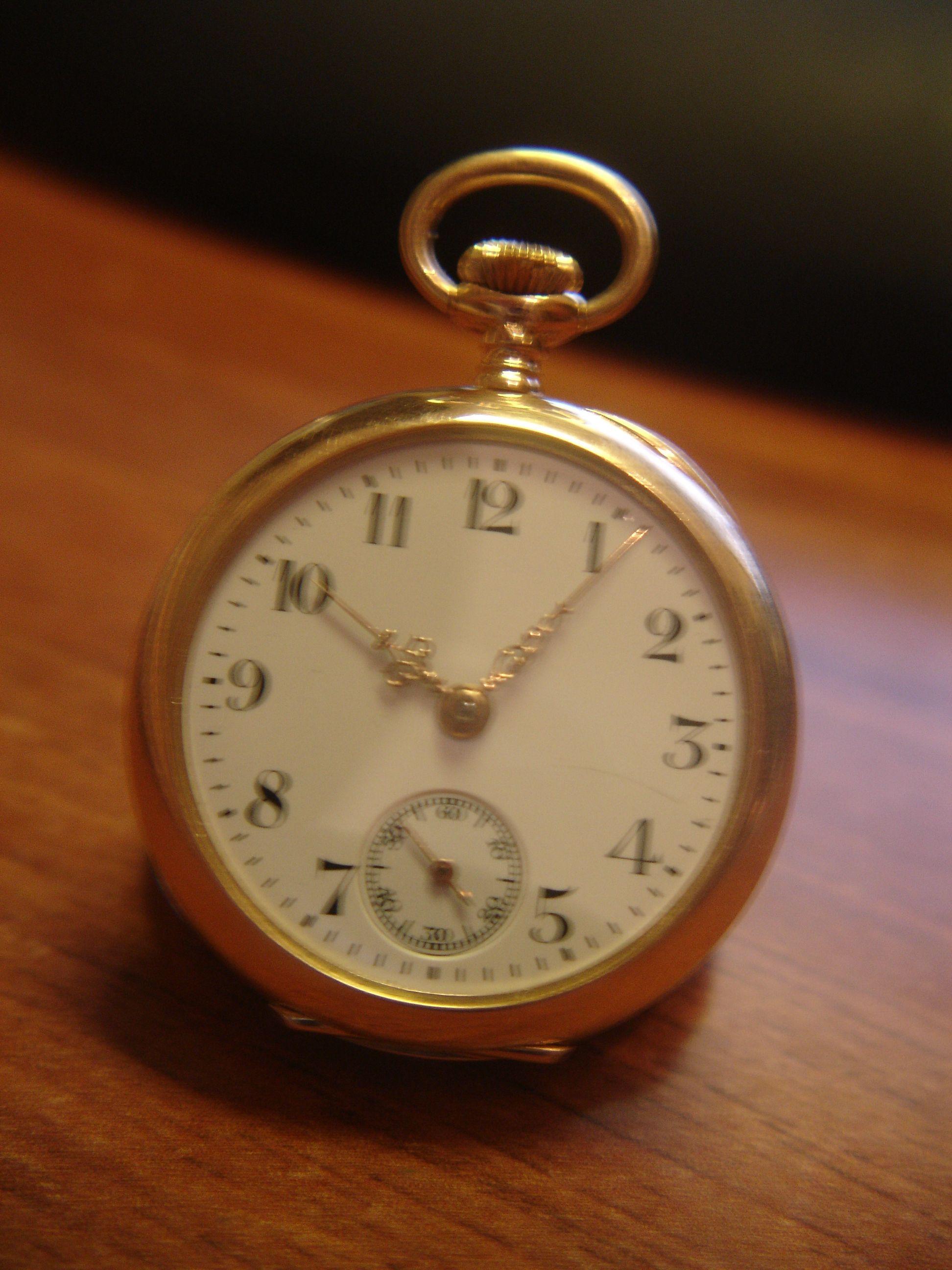 Omega Pocket Watch | eBay