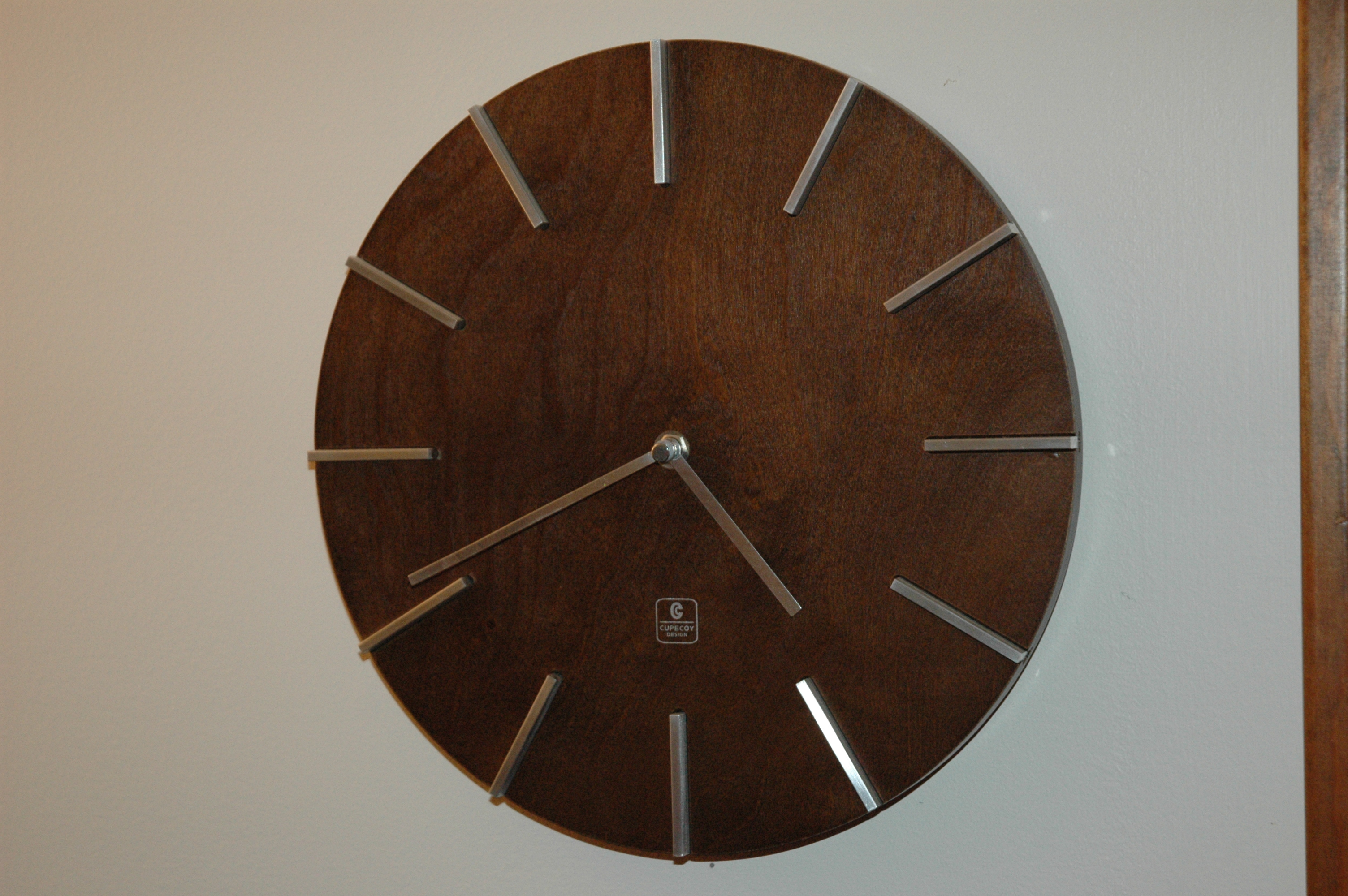 Help with wall clocks omega forums a few weeks after i bought my first constellation i had to laugh when i realized its dial was very similar to that of the wall clock amipublicfo Images