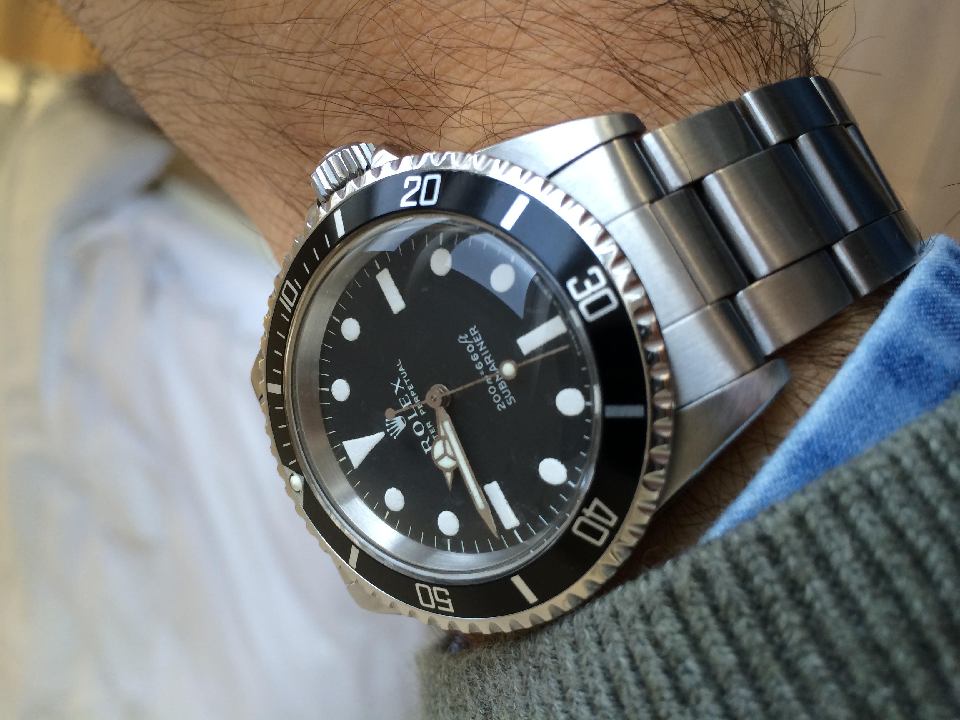 Rolex Submariner Original