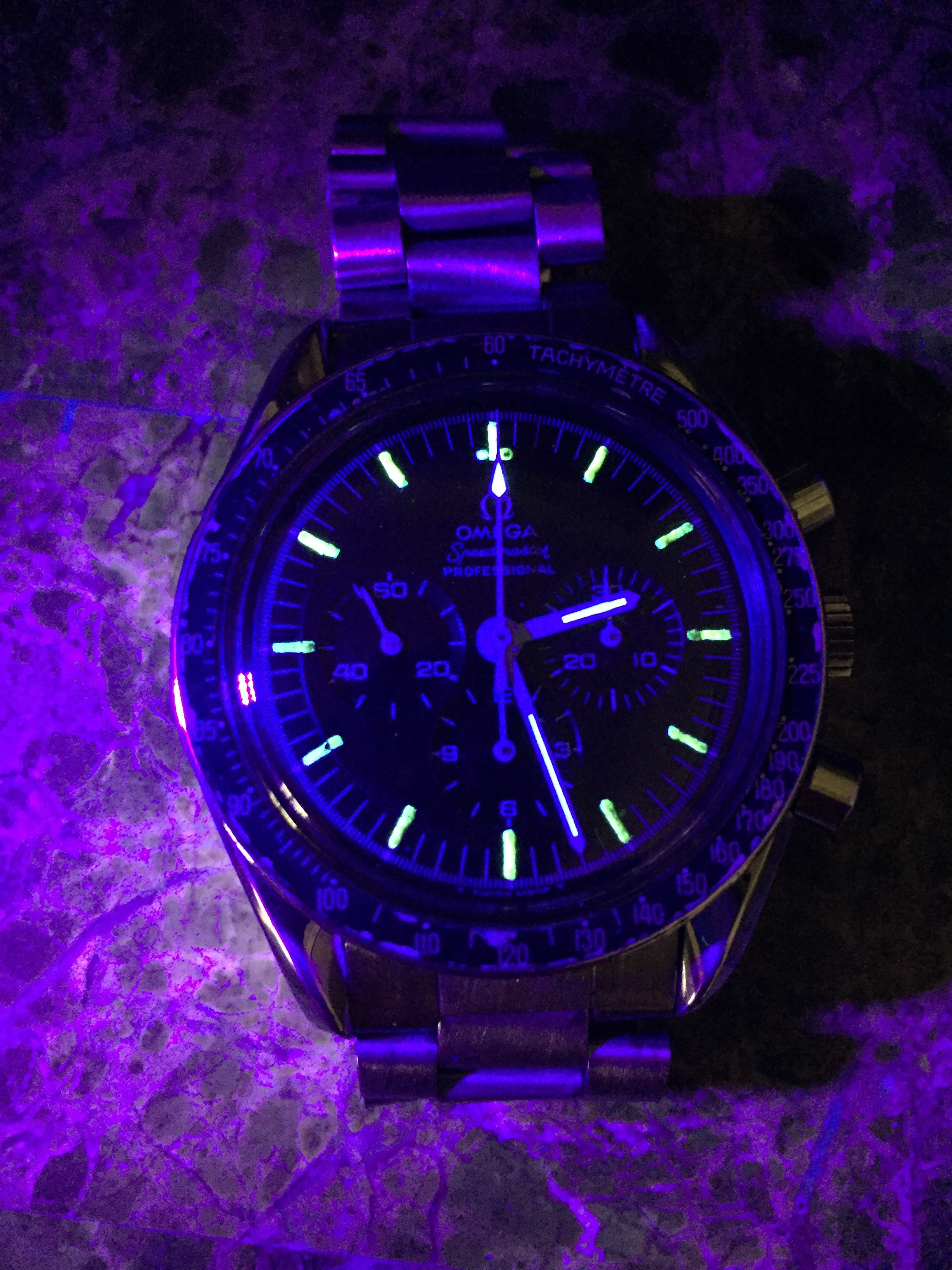forums working vintage lume luminous is still watch threads your omega the on watches image