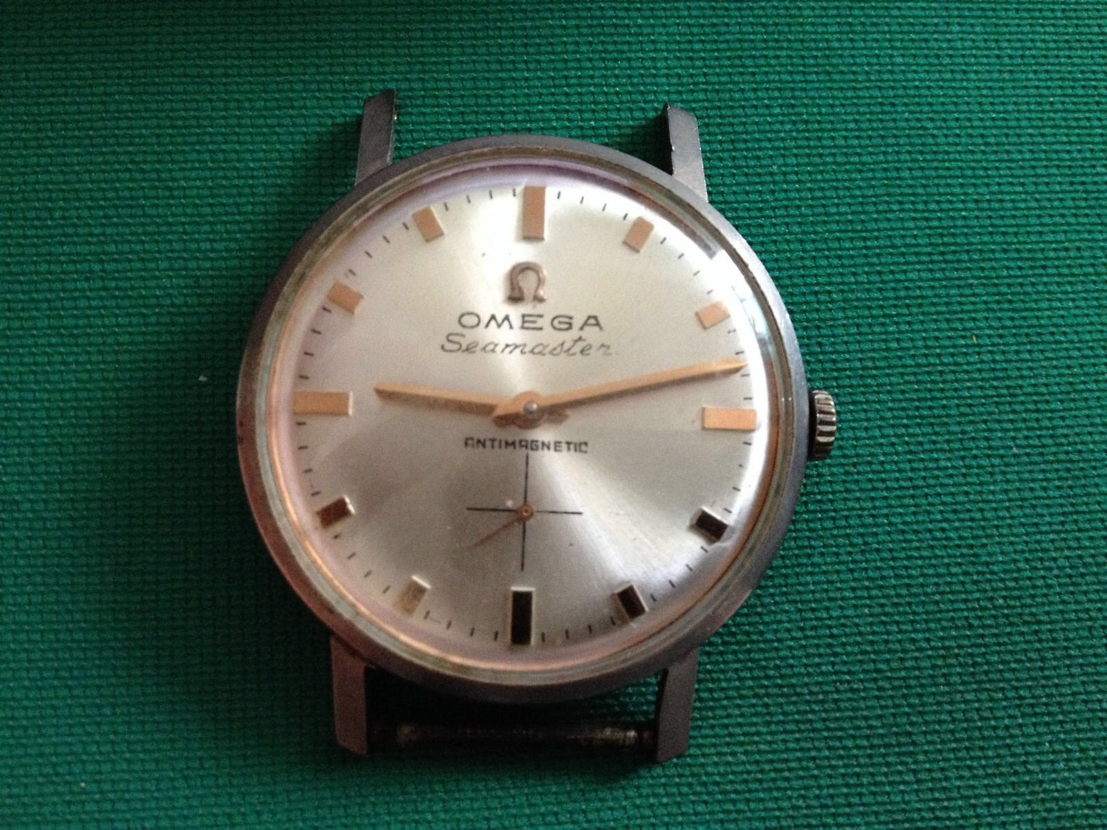 Omega Seamaster Antimagnetic Fake Omega Forums
