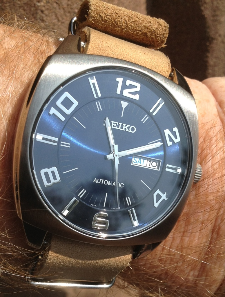 brand auto experience with was hamilton officer group watch now the offer collection american western part khaki this to styling iconic continues my of first swatch img watches field