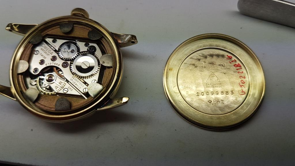 1930s Neptune's Trident | Omega Forums