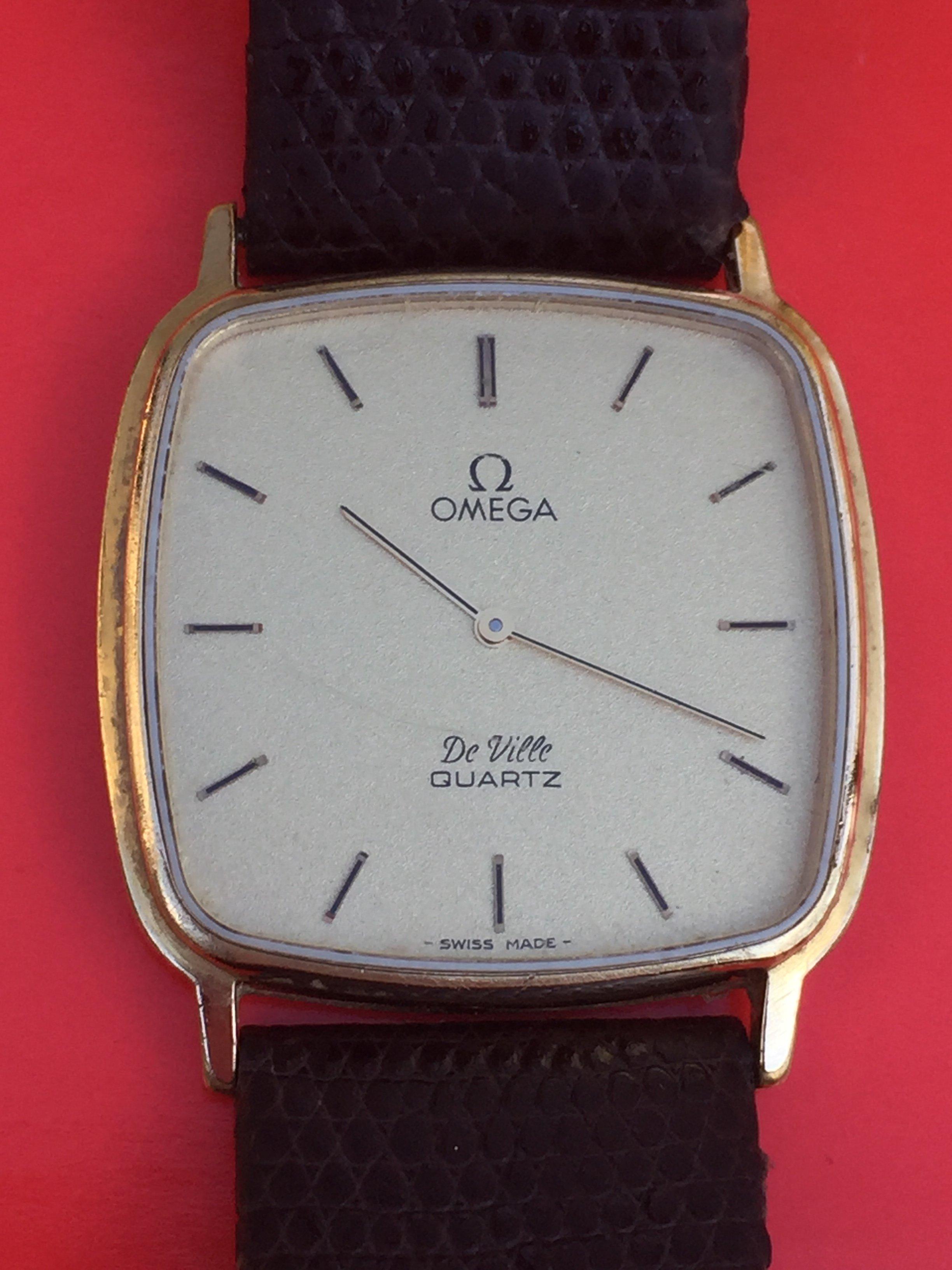 Omega De Ville Quartz Preis