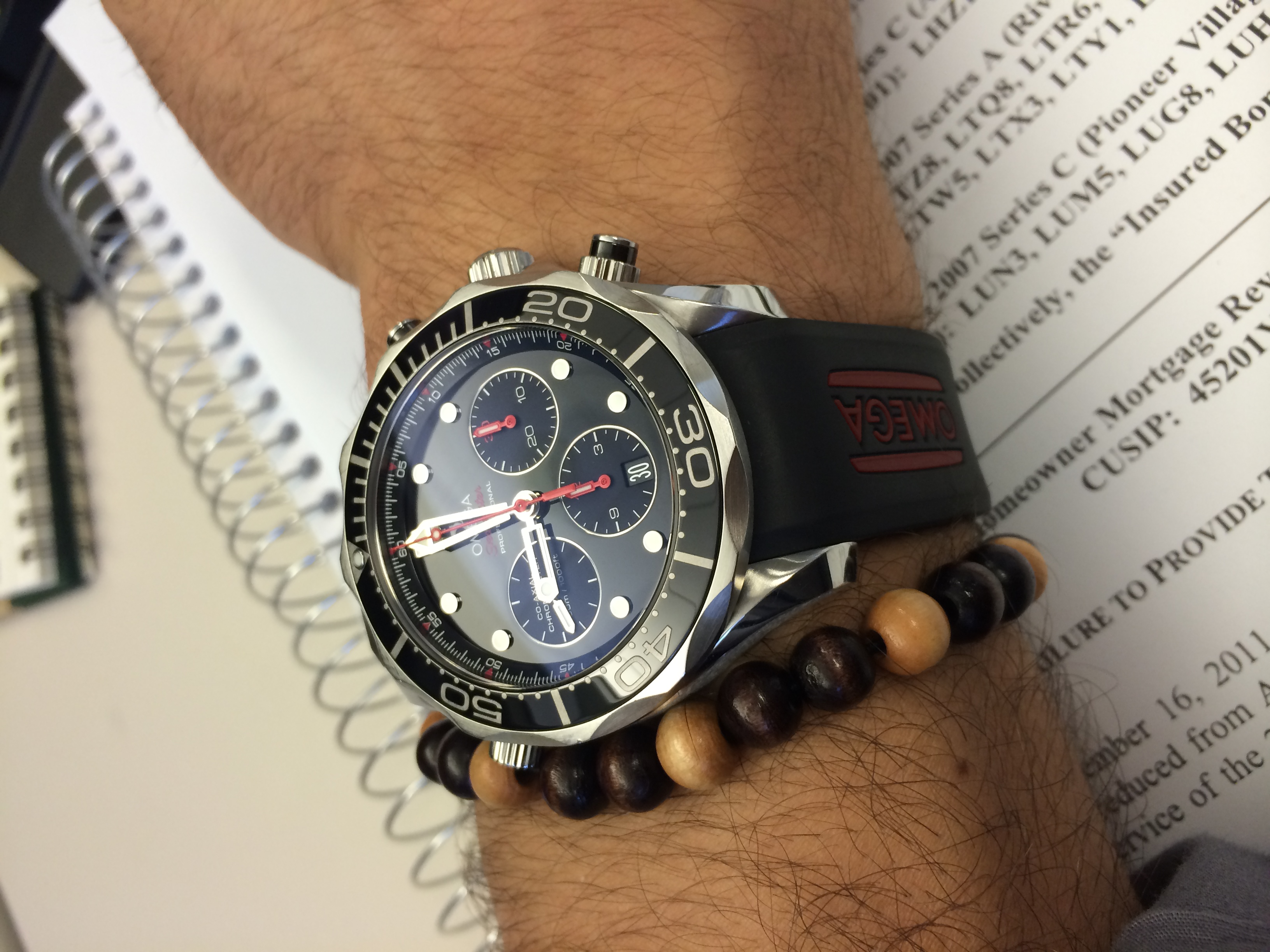 Omega Seamaster Chrono Diver