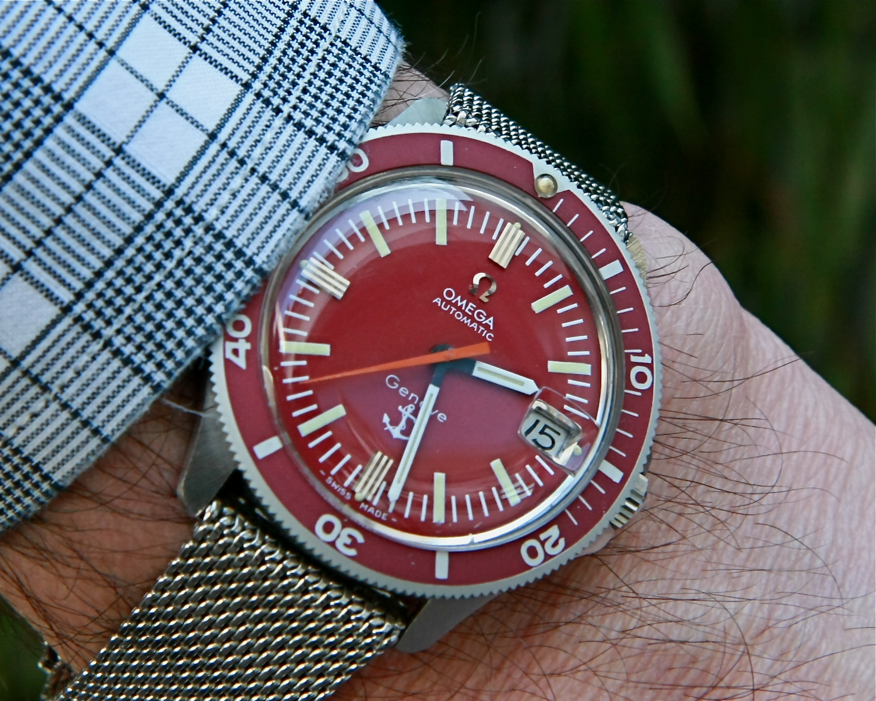Omega Anchor Admiralty