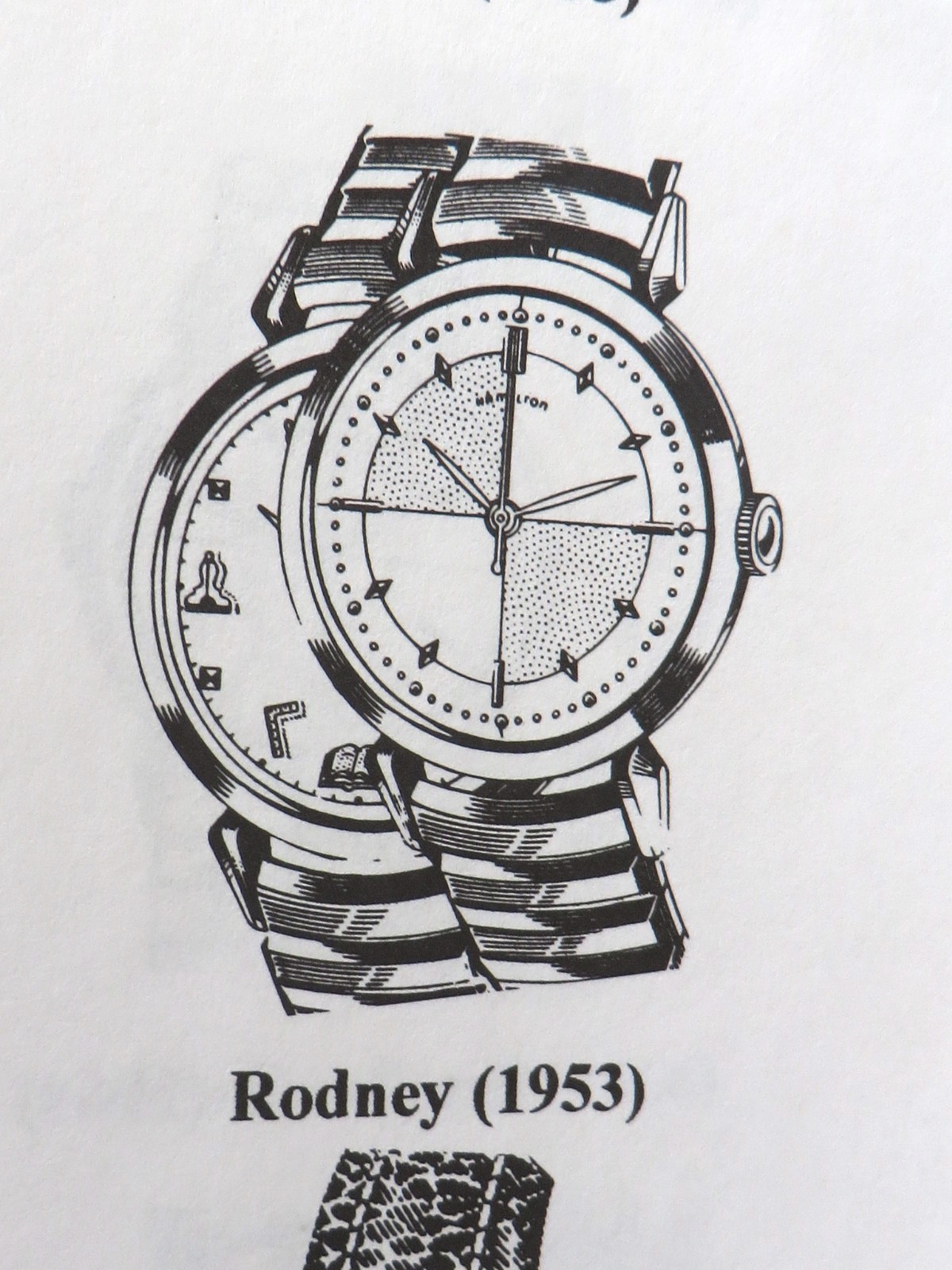 92e6202da The Hamilton Rodney is is going to be your best bet as it was a regular  cataloged dial option. There are usually one or two on eBay at any given  time.