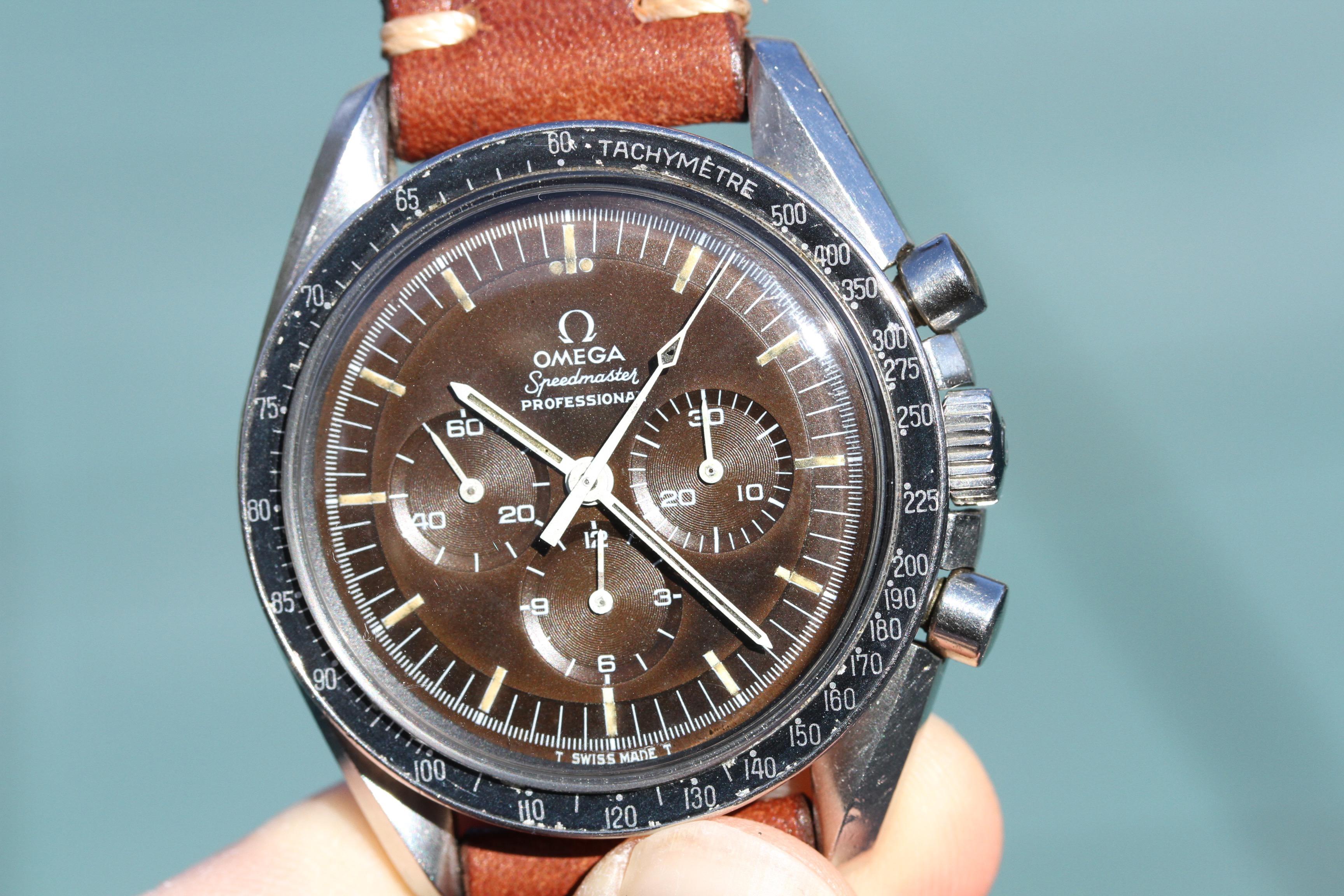 Omega Moonwatch 1969