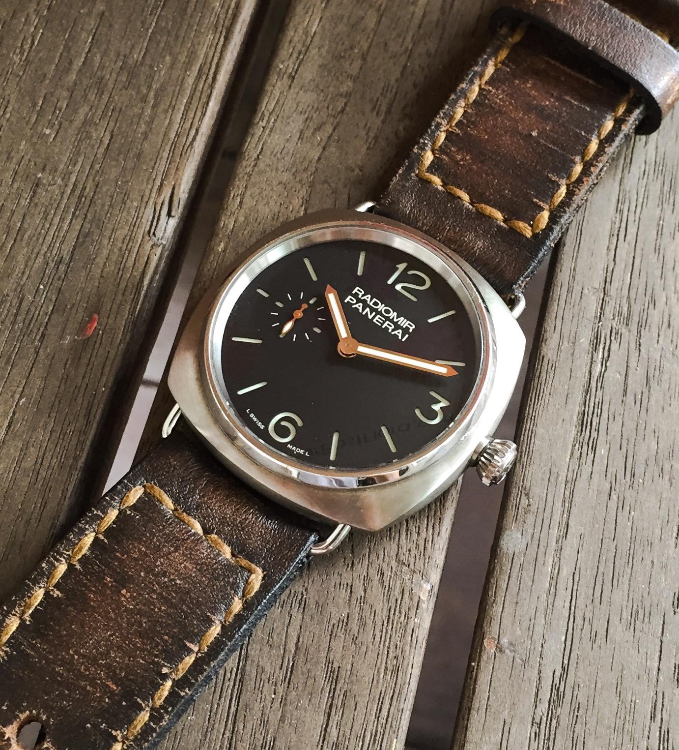 Panerai 42 Mm Options Omega Forums