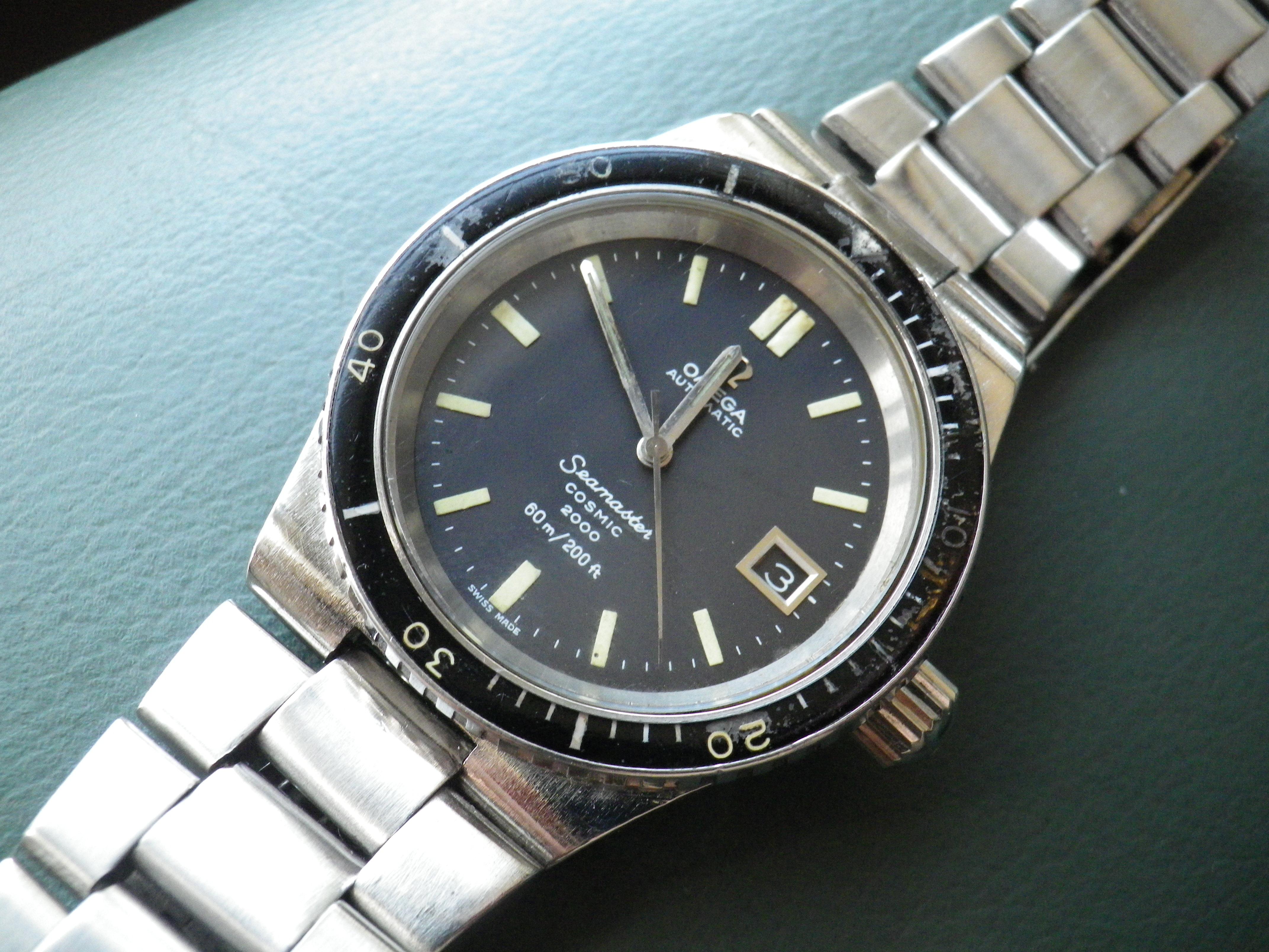 Omega Seamaster Cosmic 2000