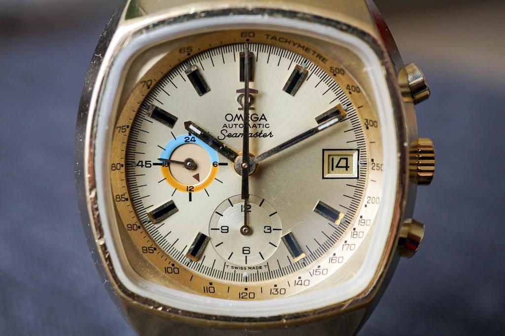 Sold Fsot Vintage Omega Seamaster Chronograph 176 005 Omega Forums