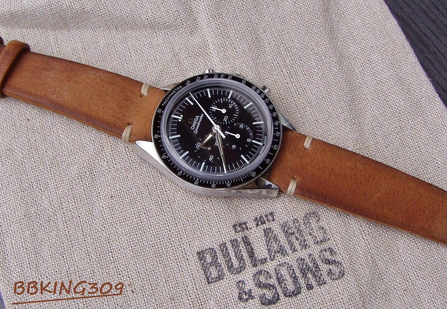 First Omega In Space Strap Size Omega Forums