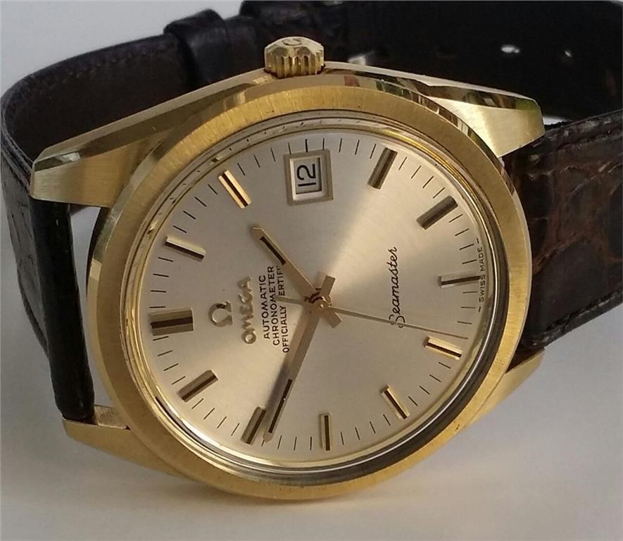 Omega Chronometer Automatic