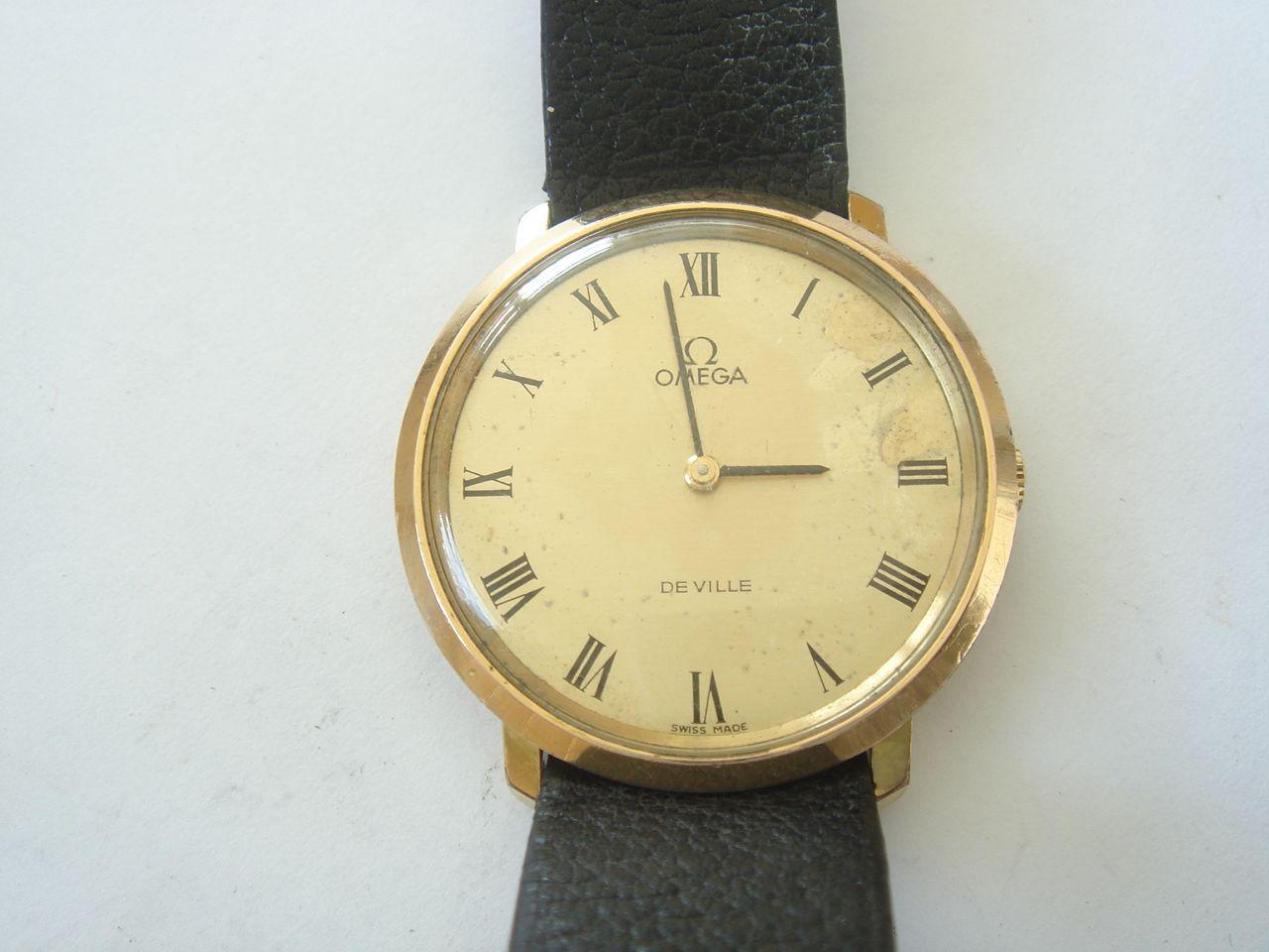 b56b0ed91f70 Omega De Ville Antique Watches « One More Soul