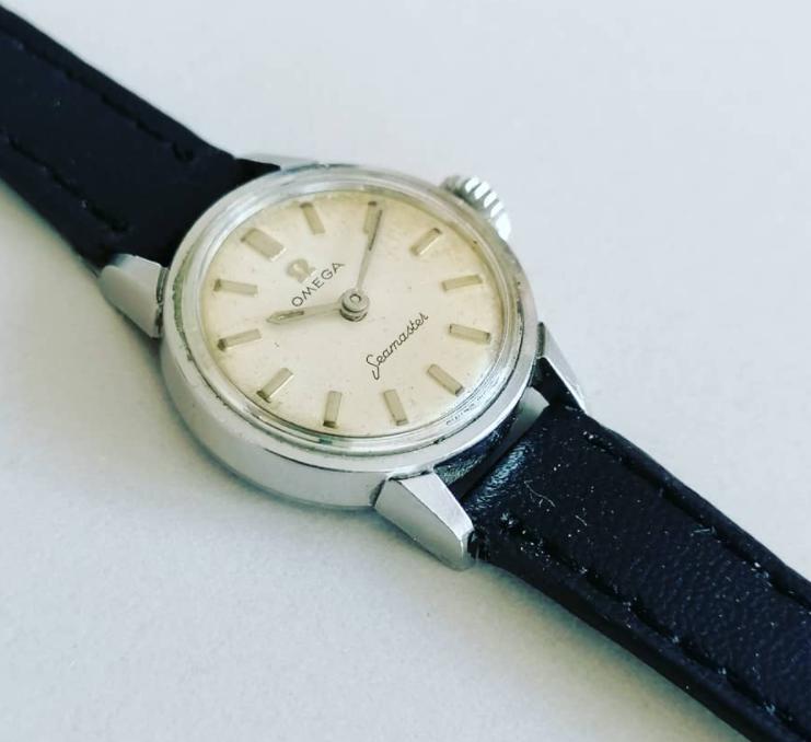 Omega Seamaster Ladies: 1970s piece or a franken? | Omega