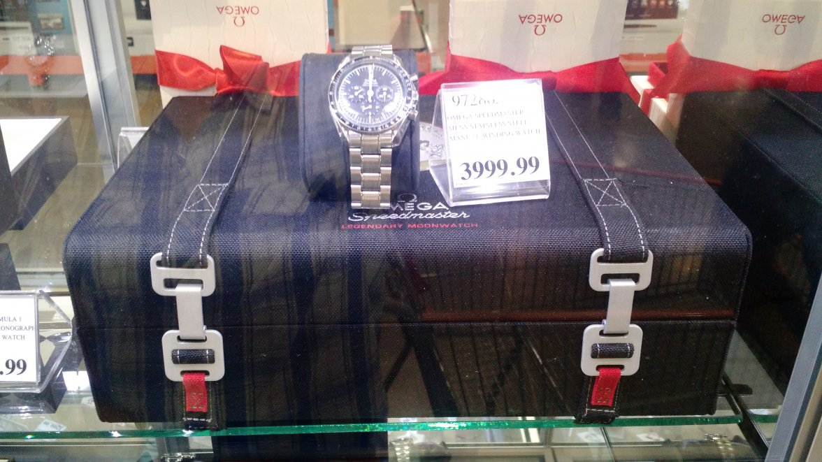 costco has omega watches omega forums