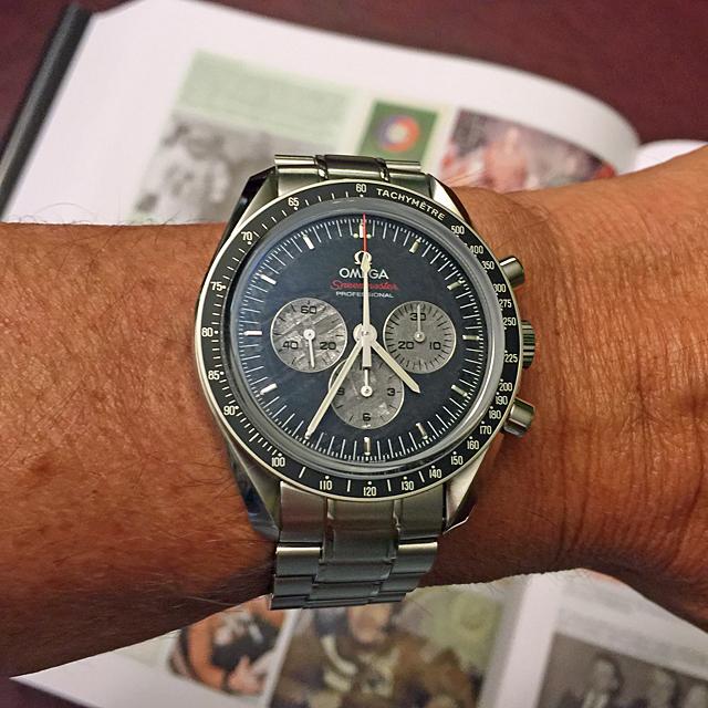 Omega Apollo Soyuz