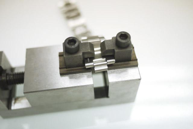 Fixing A Bent Bracelet Link Omega Forums