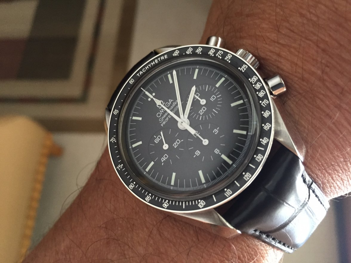 Help With Straps Omega Forums