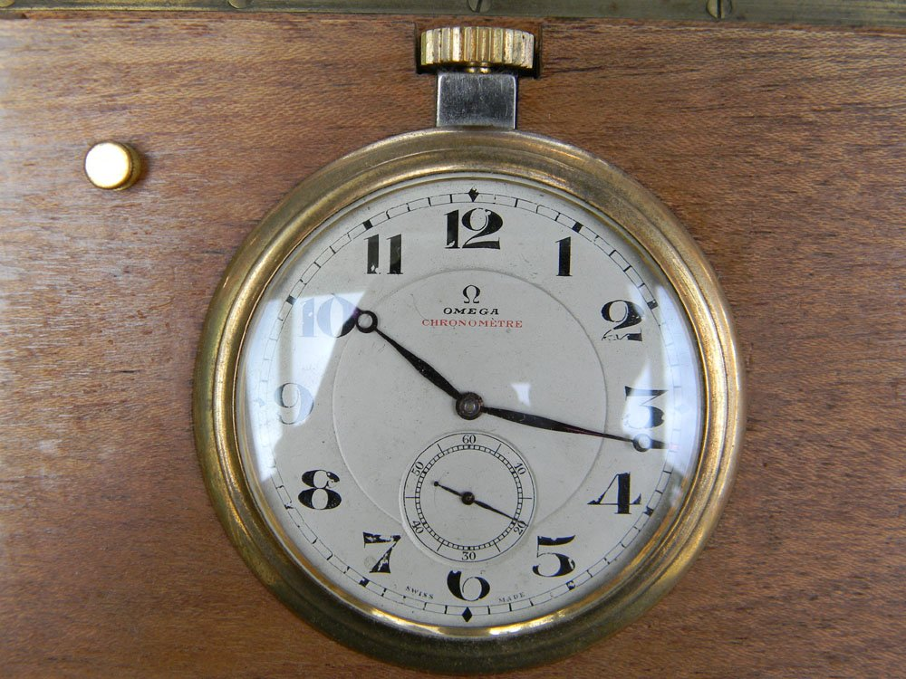 omega clocks
