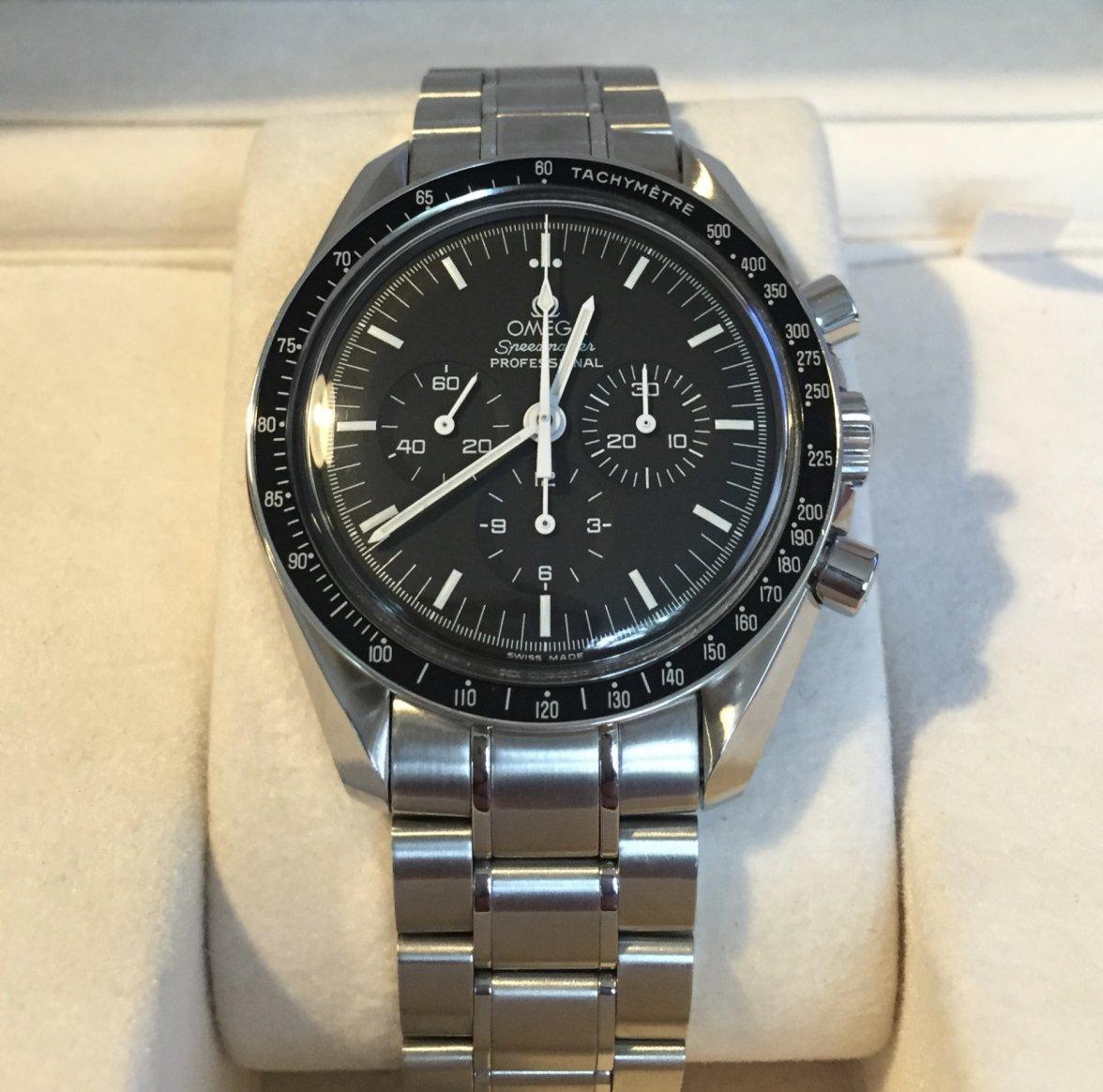 US Price Omega Speedmaster Professional 3570.50 Moon Watch ...