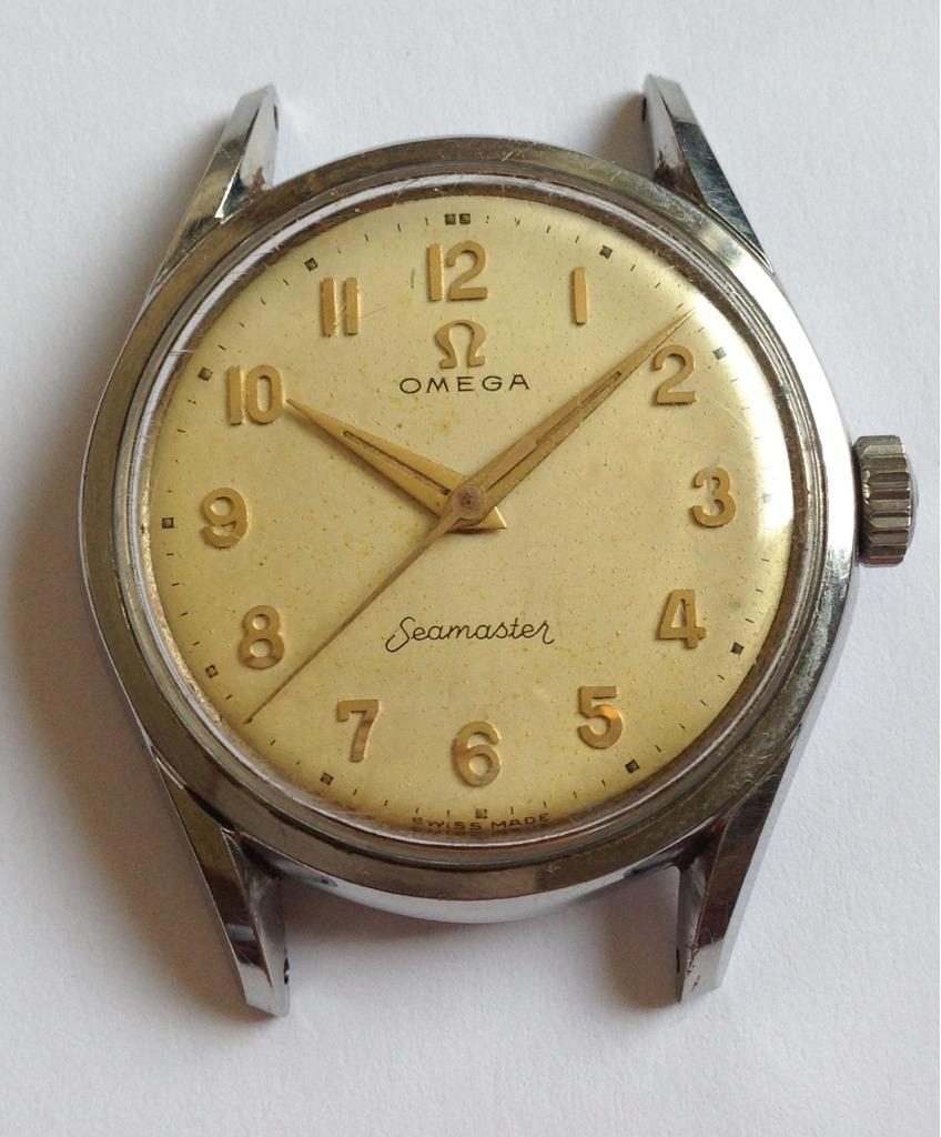 Omega Seamaster 1950