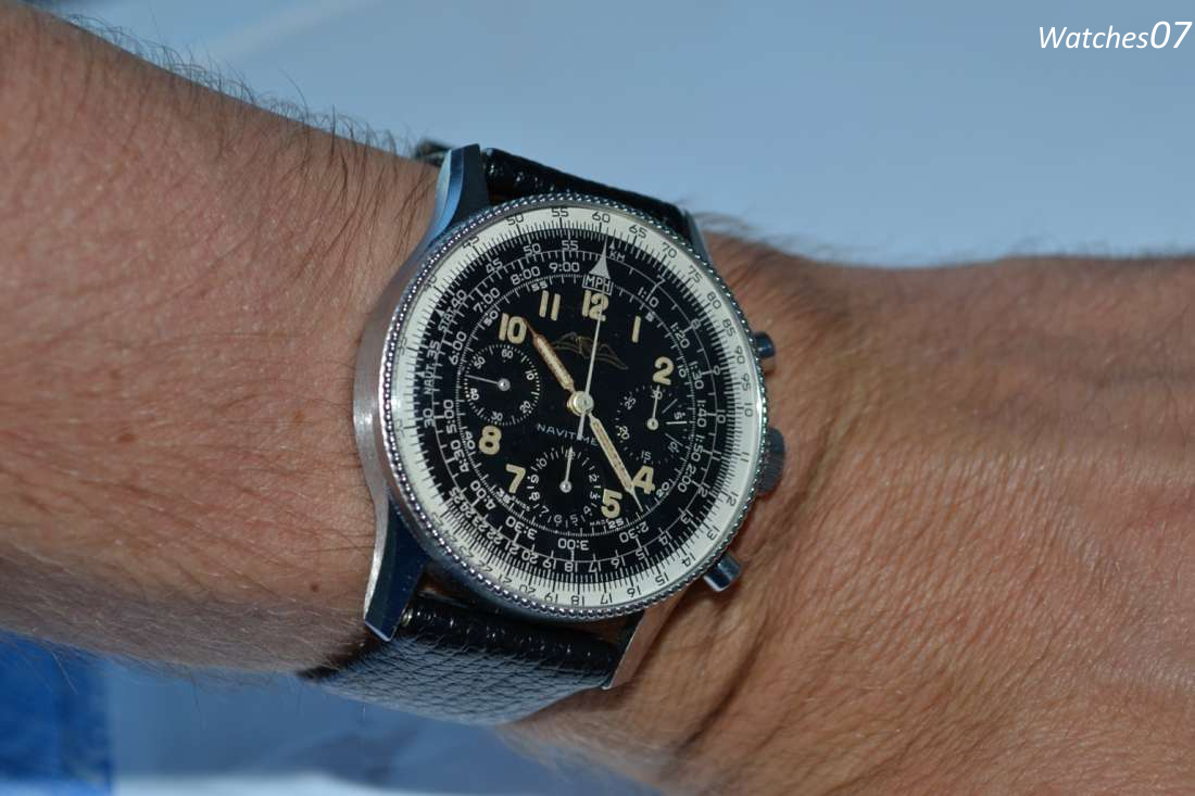 Breitling and the Navitimer | Omega Forums