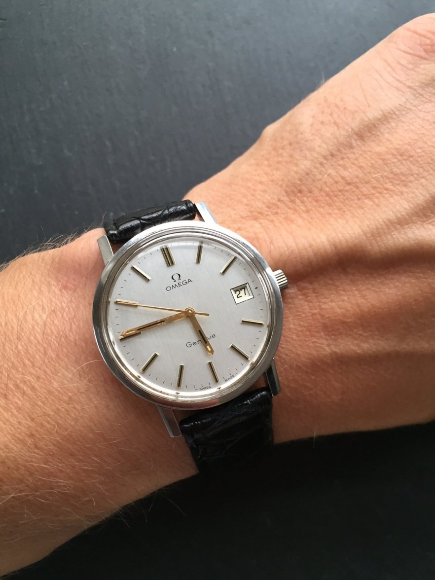 The Case is excellent as you can see and never refinished, the dial is  superb with matching god hands (all original and correct to the watch) and  the ...