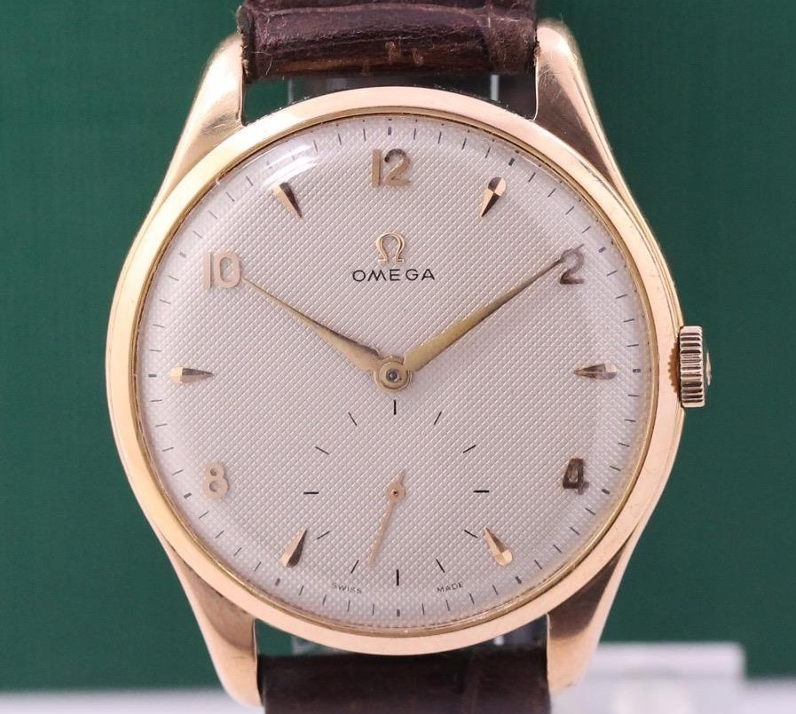 non-dauphine hands on ref 2620? | Omega Forums