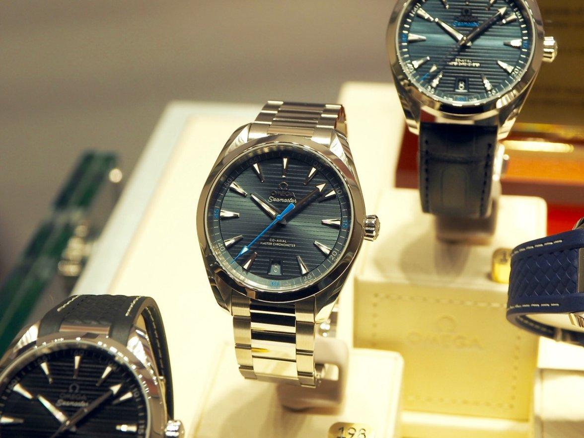 Omega watches seamaster aqua terra