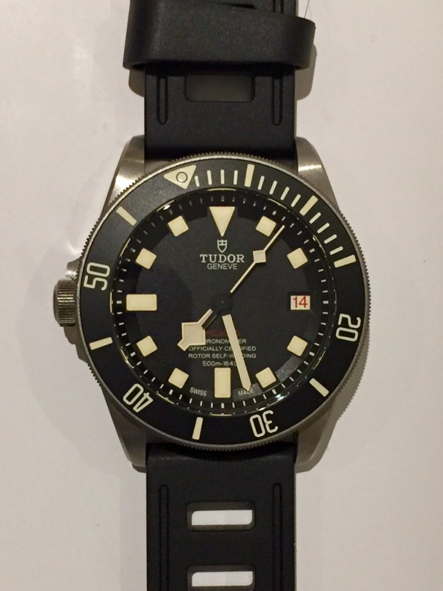 tudor pelagos lhd omega forums. Black Bedroom Furniture Sets. Home Design Ideas