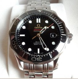 1f1badcb558 FOUND - Omega Seamaster Professional Ceramic Black 41mm