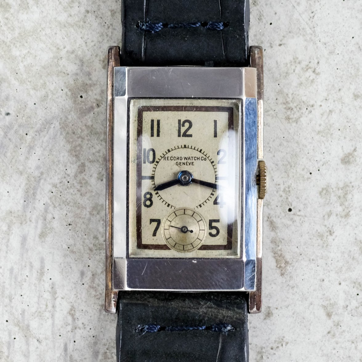 SOLD - Record Watch