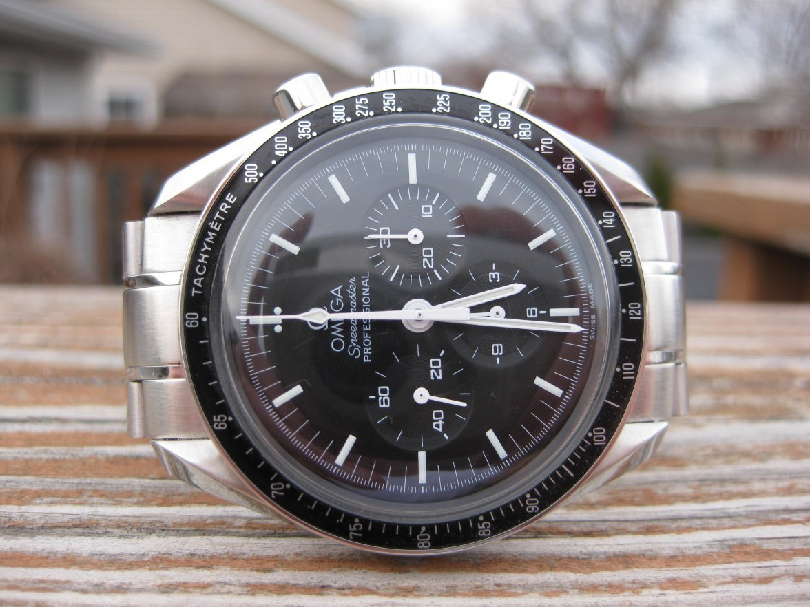 SOLD - Omega Speedmaster Professional Moon Watch **$2750** | Omega ...