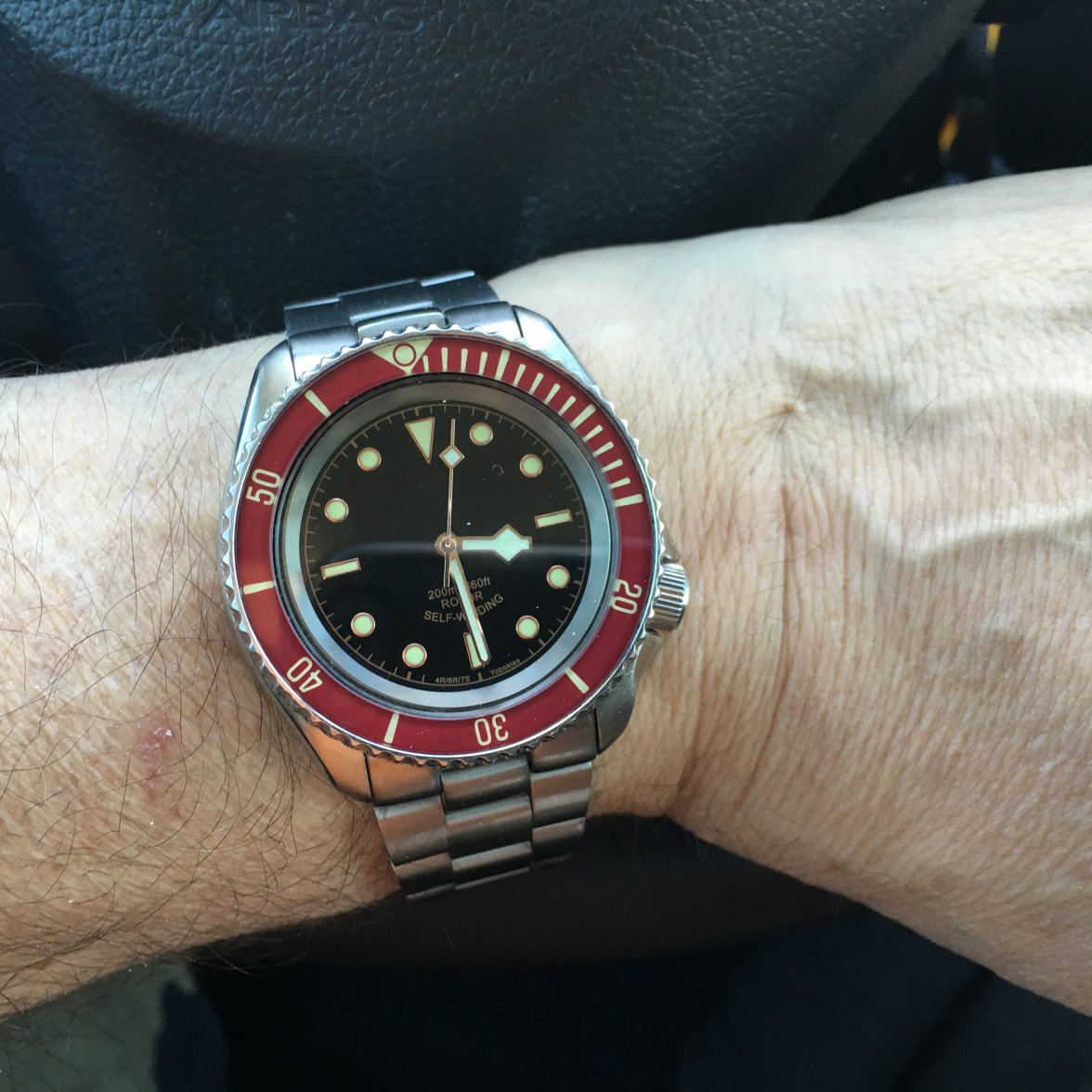Anyone else here just not love the Sub? | Page 6 | Omega Forums