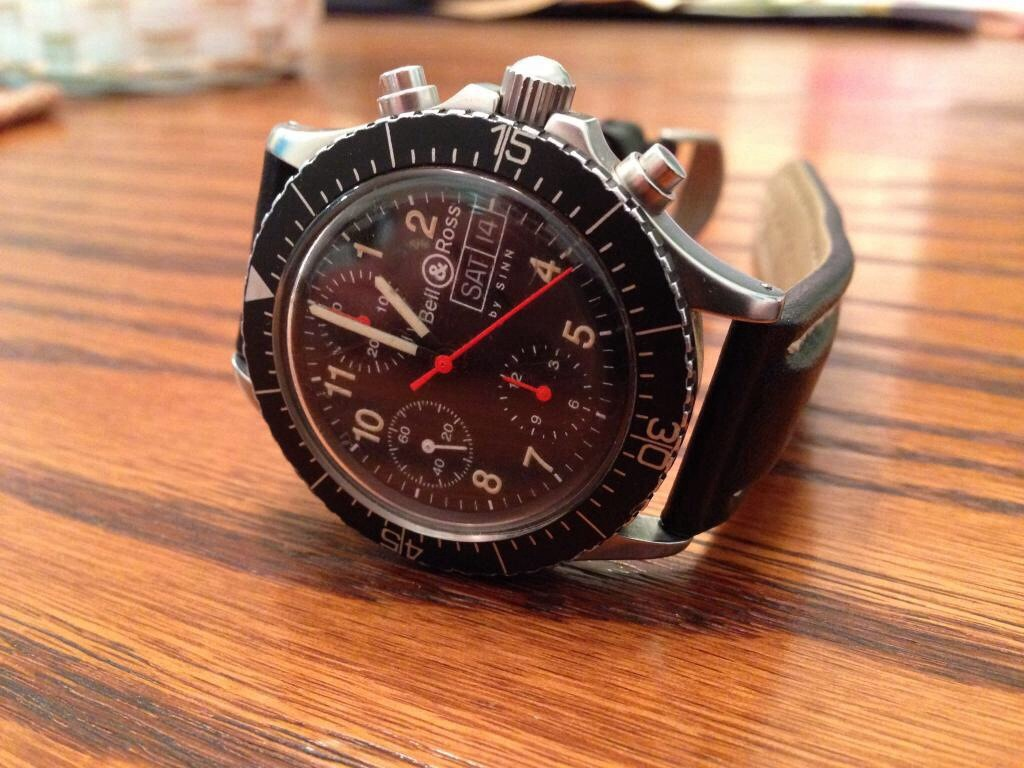 Мужские наручные часы BellRoss, Corniche Оригиналы