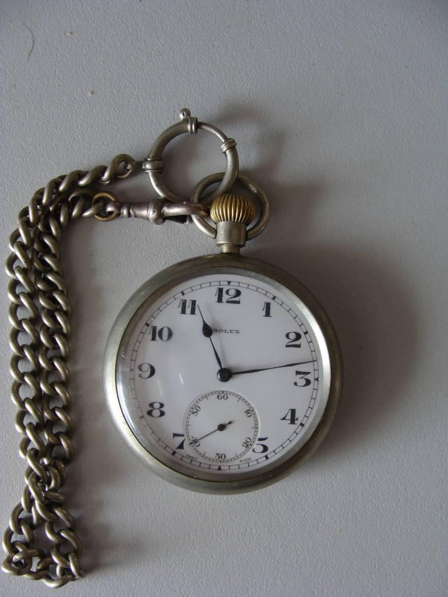 WW2 Rolex Pocket watch | Omega Forums