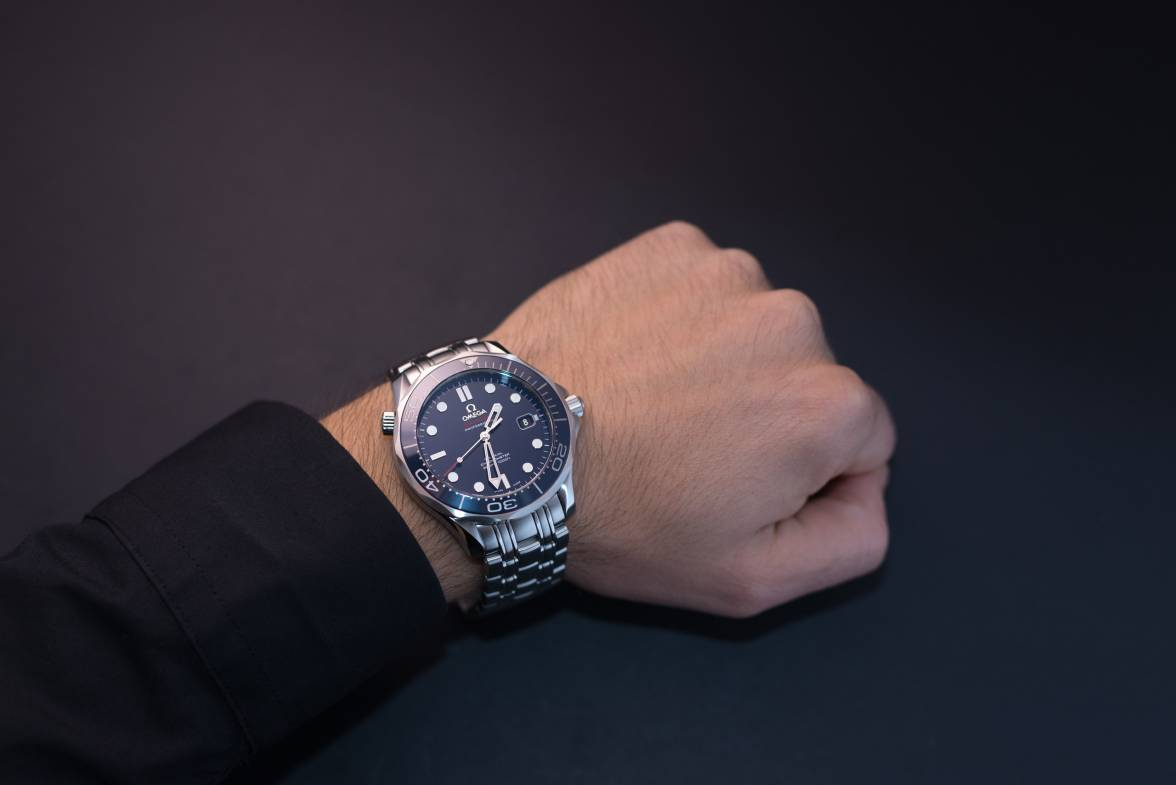 47606d2c22d3 Video  Omega Seamaster Pro 300M Ceramic Review