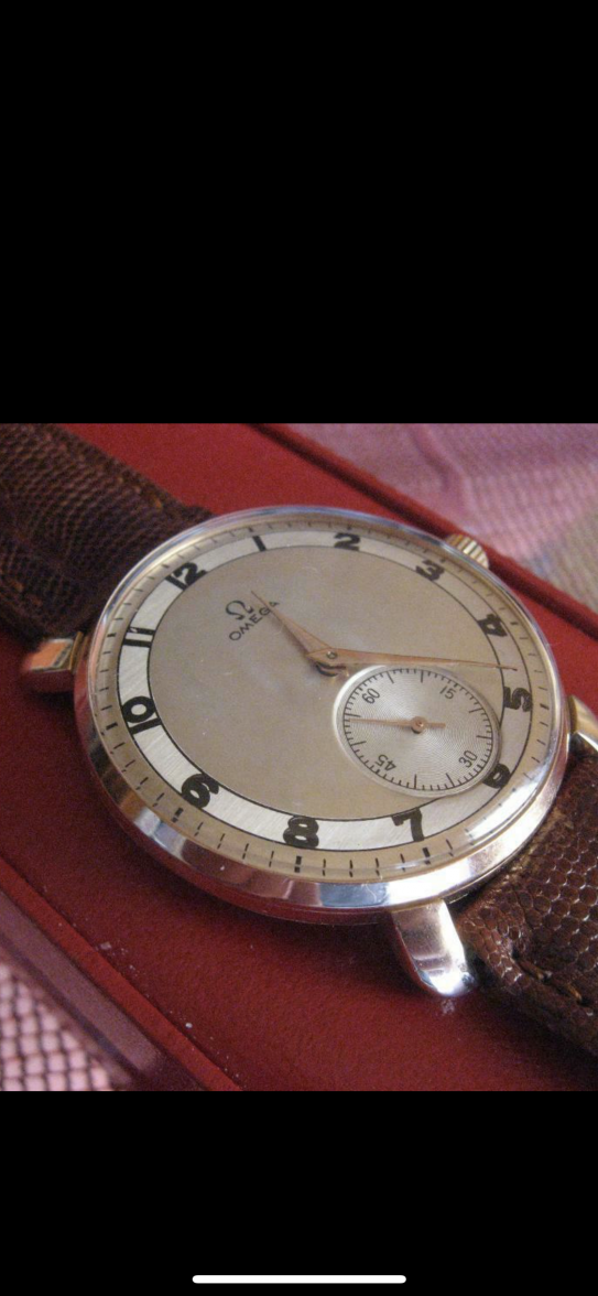 Old 30T2 Omega Ref  2020 nice watch! Please some advice