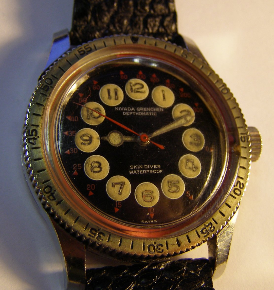 Obscure and vintage dive watches omega forums - Omega dive watch ...