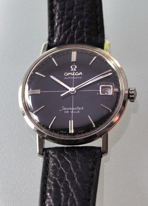 Omega Seamaster Deville 1960s